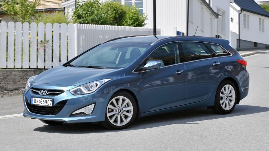 Hyundai med internasjonal lansering i Norge