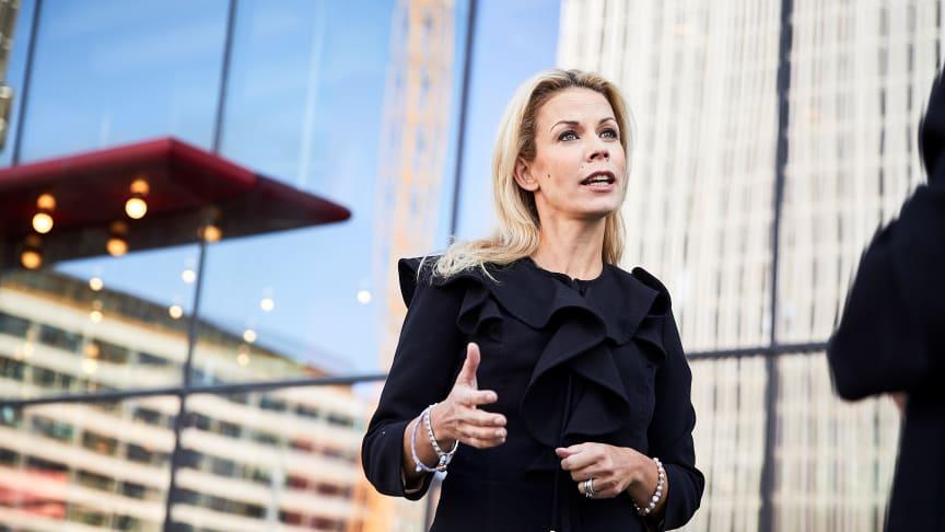 König Jerlmyr (M) om öppningen av Sverige: Avsaknad av besked skadar jobb och företag