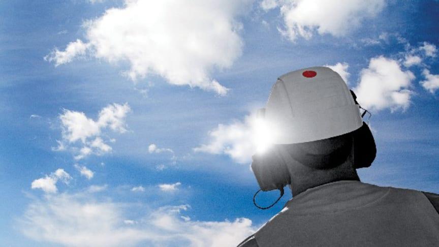 UV-strålar påverkar hållbarhet och skyddsfunktion på skyddshjälmar