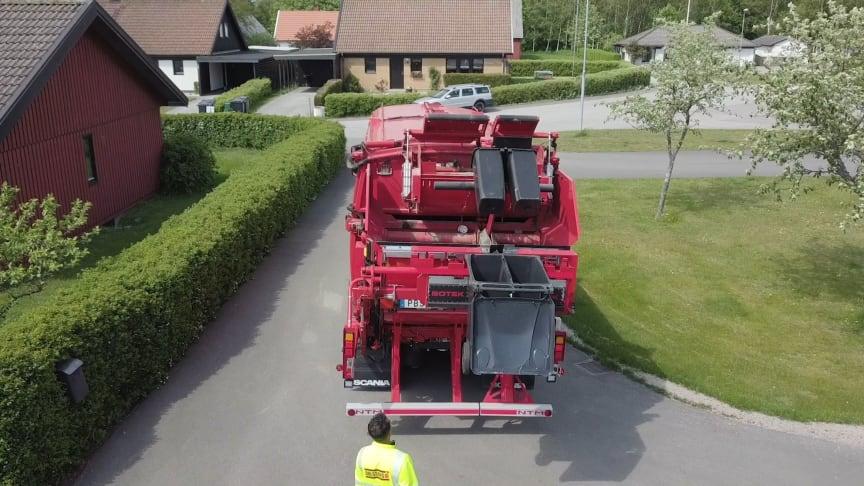Ohlssons vinner avfallsinsamlingen i Sigtuna, Håbo, Knivsta och Upplands-Bro
