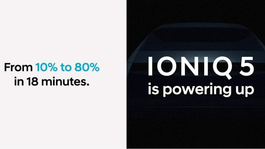 IONIQ 5. Foto: Hyundai