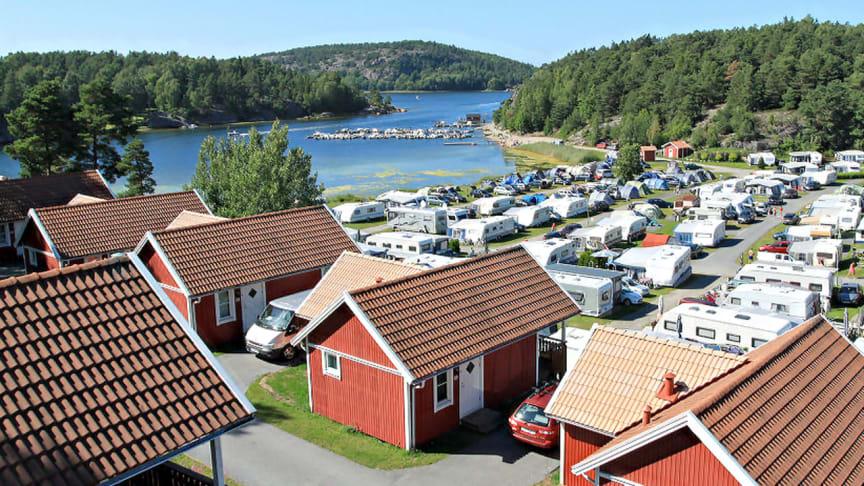 Bild: Daftö Resort. En av vinnarna av TipAdvisor Traveller's Choice 2021.
