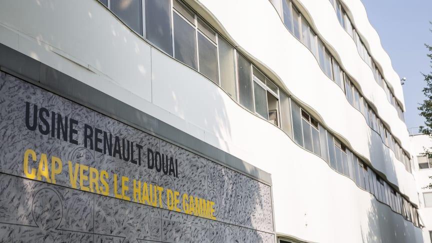 Renault samler el-kræfterne