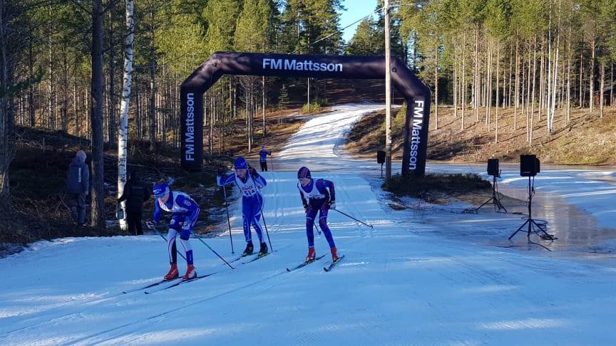 FM Mattsson värd för Öppet spår.