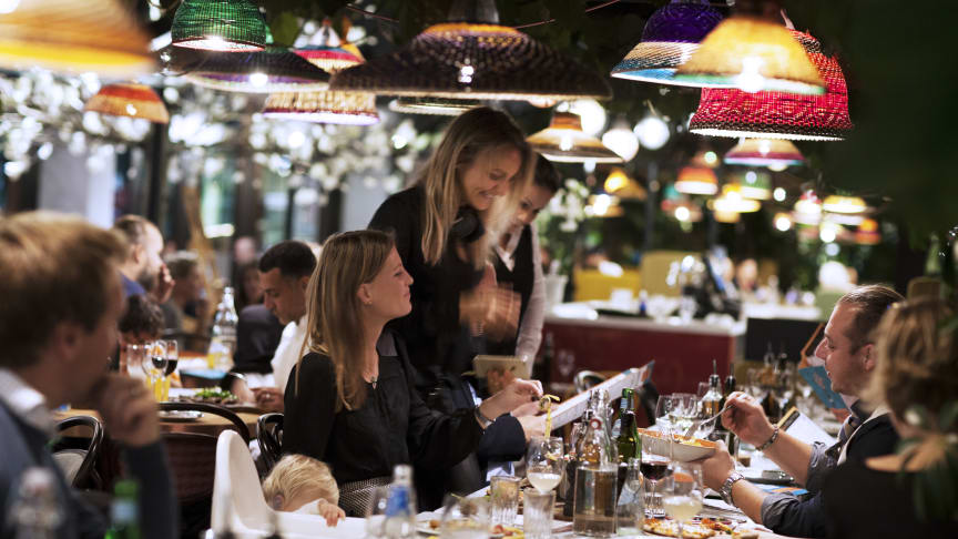 Curling på konstis, japanskt mikrohotell och nya restauranger – så blir nya Tolv Stockholm