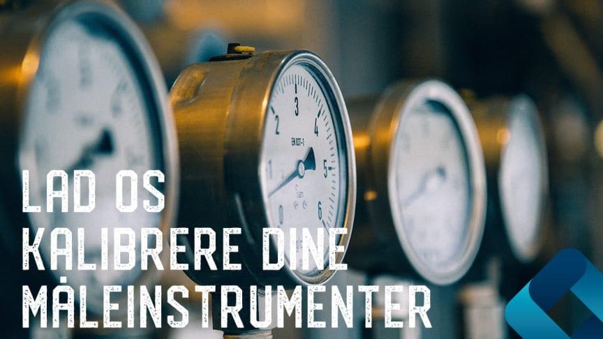 OEM Automatic hjælper med akkrediteret kalibrering af dine måleinstrumenter - uanset fabrikat.