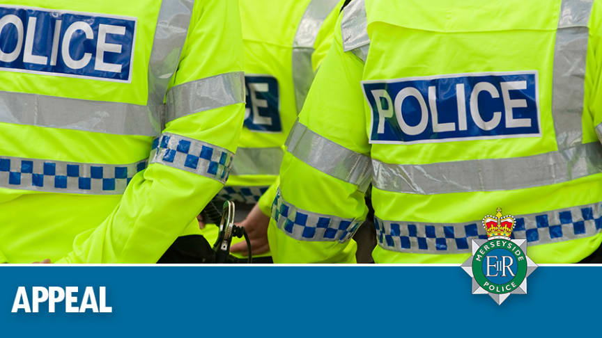 Appeal following incident at Liverpool Innovation Park