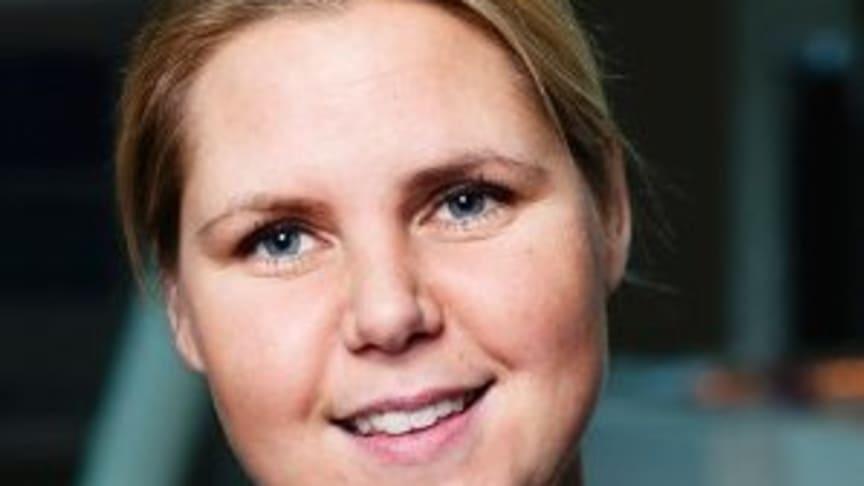 Marie Ohrlander, ny Policy- och kommunikationsdirektör på MSD Sverige.