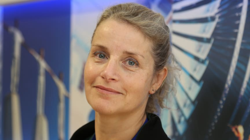 Health safety and wellbeing manager, Diana Salmon