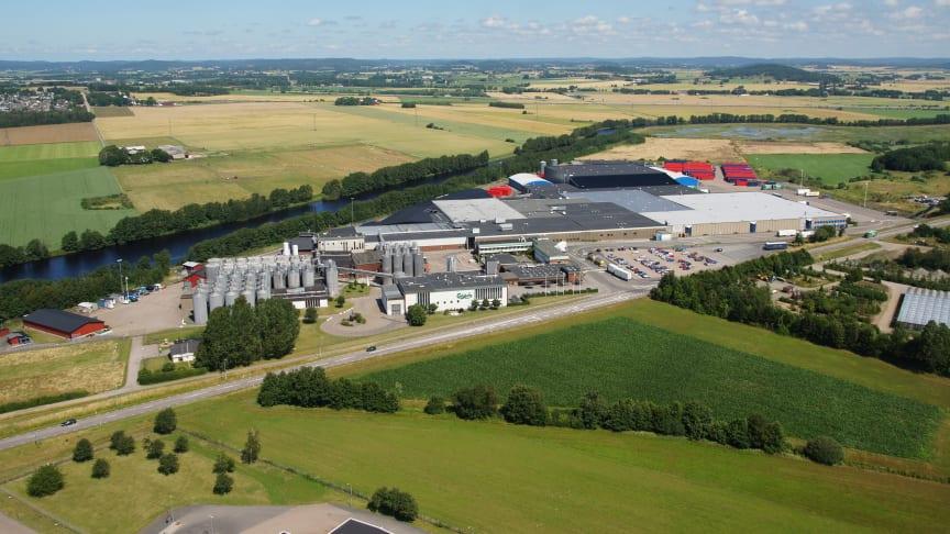 Carlsberg Sverige sparar 15 000 mil årligen genom att konsolidera externlagerbehovet
