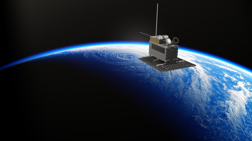 NorSat-3 carries AIS and radar detection payloads developed by or in collaboration with KONGSBERG