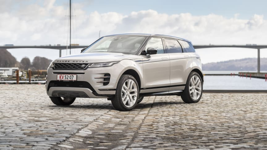 Range Rover Evoque vinder prestigefyldt tysk pris