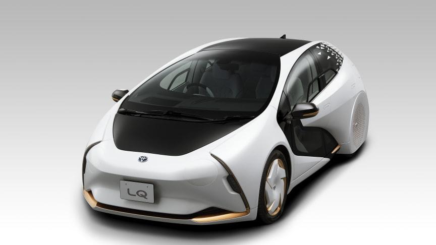 """Toyotas Nye """"LQ"""" vil skape et emosjonelt bånd til sjåføren"""