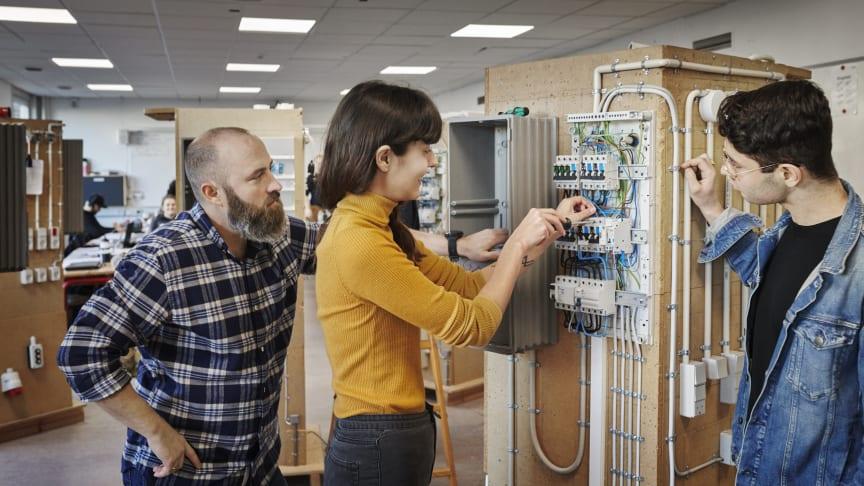 TEC omorganiserer erhvervsuddannelsesområdet