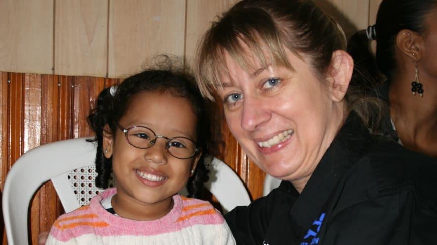 Rekordinsamling till Optiker utan gränser – 23 000 glasögon till behövande i Peru