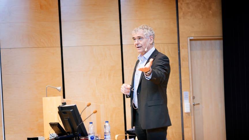 Välbesökt seminariedag om hållbarhet