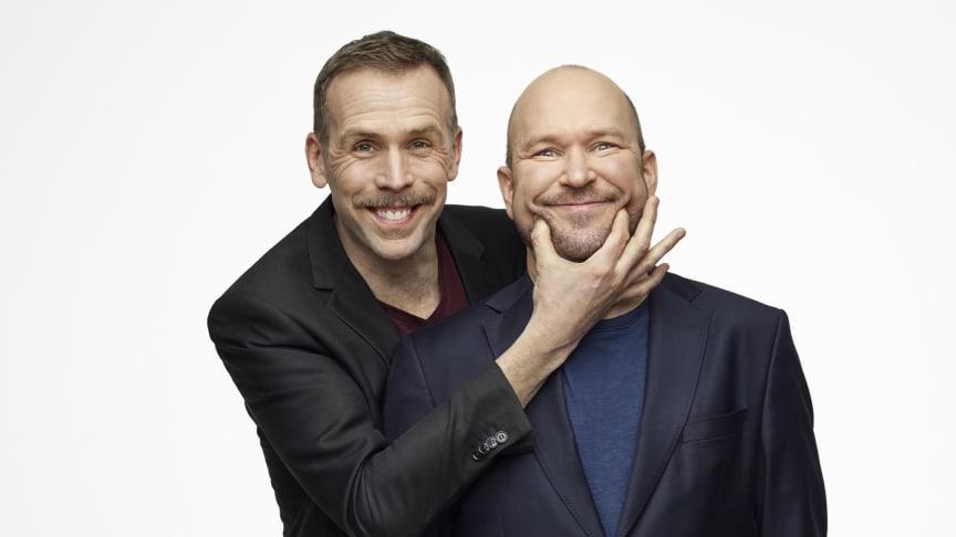 Karlstad Live är en ny digital underhållning med Johan Östling och Björn Ling från olika besöksmål i Karlstad.