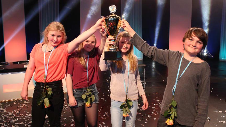 Klass 6 från Karlskrona vann UR:s retorikpris