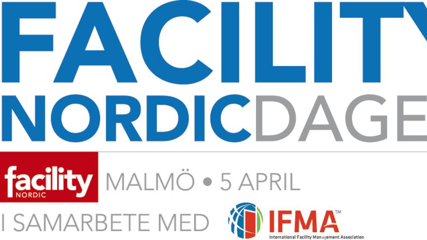 Facility Nordic-dagen 5 april i Malmö