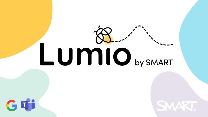 Lumio by SMART nytt namn på online-mjukvara från SMART Technologies
