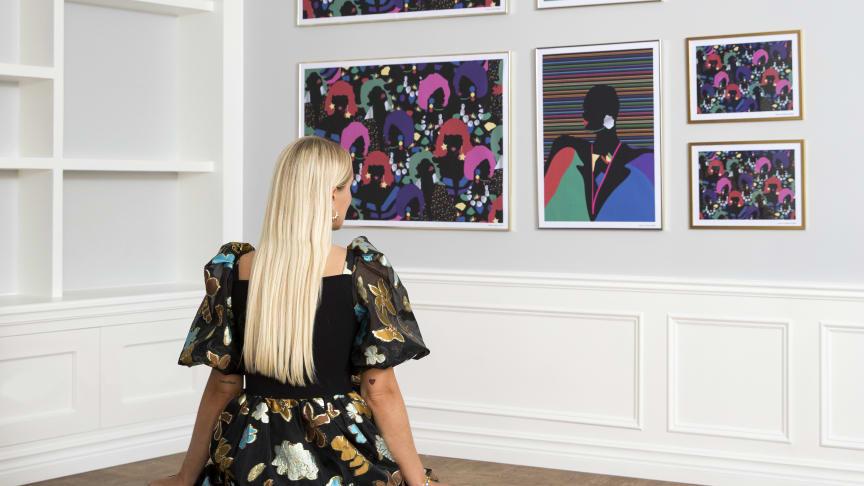 ByOn x Astrid Wilson – en sprakande färgexplosion
