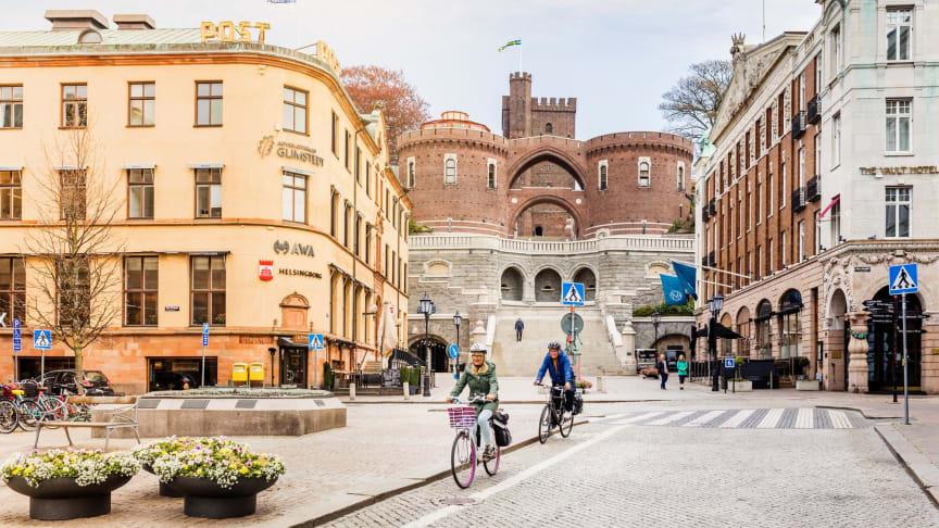 Nu kan du cykla från Helsingborg till Simrishamn - den 2 juni är det invigning av Sydkustleden
