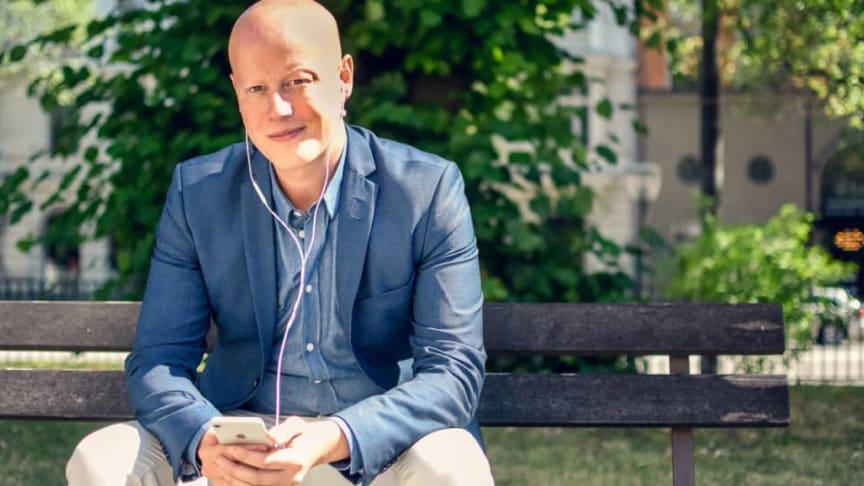 Niclas Sandin, Geschäftsführer BookBeat
