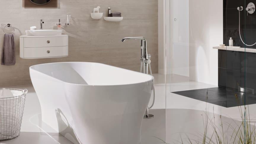 Innovative baderomsløsninger fra GROHE høster flere kjente designpriser.