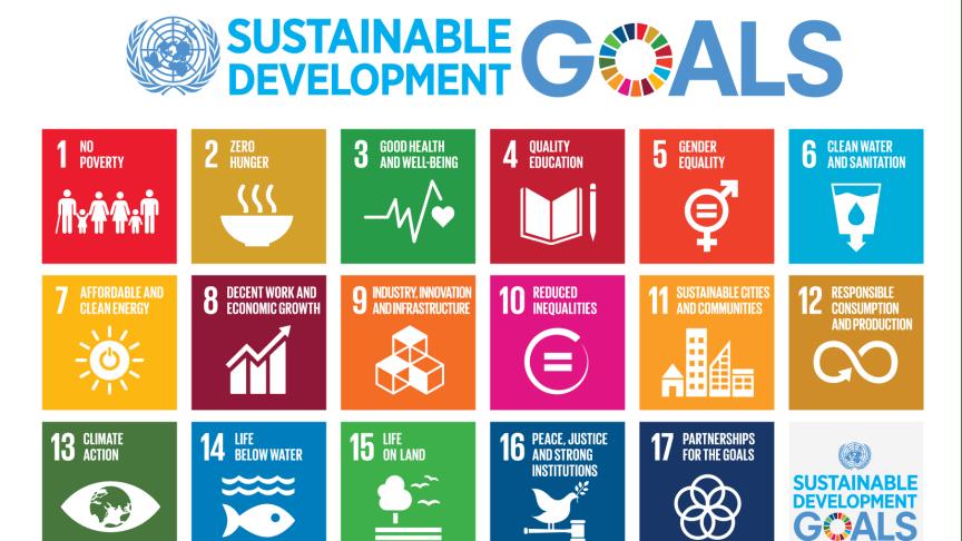 De 17 globala hållbarhetsmålen, Förenta Nationerna