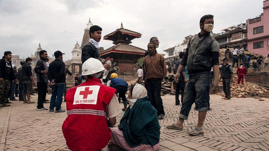 Öresundskraft och Röda Korset inleder samarbete