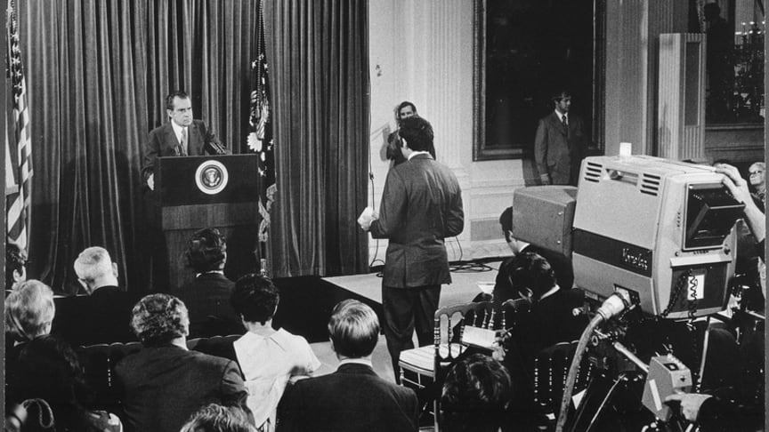 EXPERT COMMENT: Richard Nixon's authoritarian loathing of the media lives on in Donald Trump