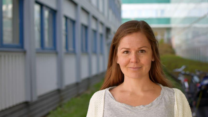 – Vi hittar ingen diskriminering mot föräldrar, varken mot mödrar eller mot fäder vid rekrytering. Det motsäger vad tidigare forskning från USA visar, säger Anni Erlandsson, doktorand i sociologi vid Stockholms universitet.