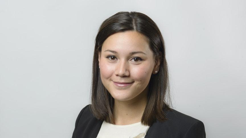 Melissa Gotliebsen er ny prosjektleder i Sør-Korea