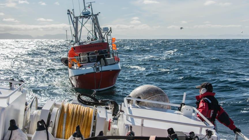 Redningsselskapet og Telenor Kystradio har inngått en avtale for å styrke beredskapen og sikkerheten for sjøfarende. Foto: Redningsselskapet.