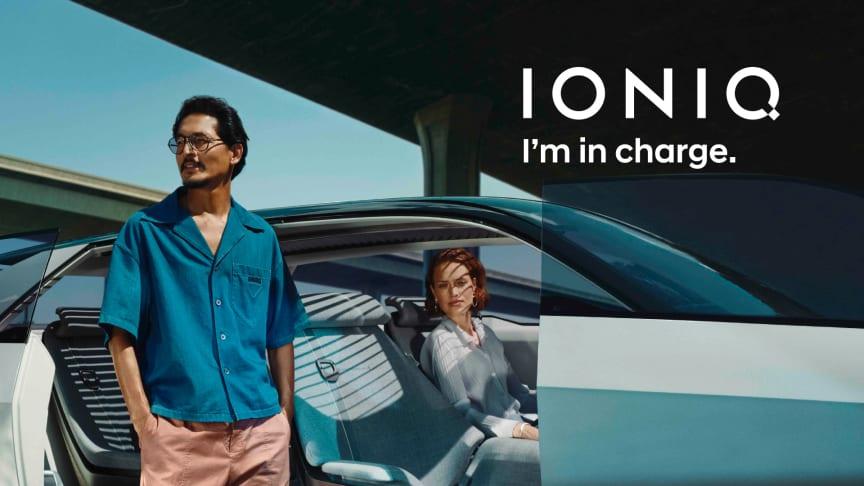IONIQ. Foto: Hyundai