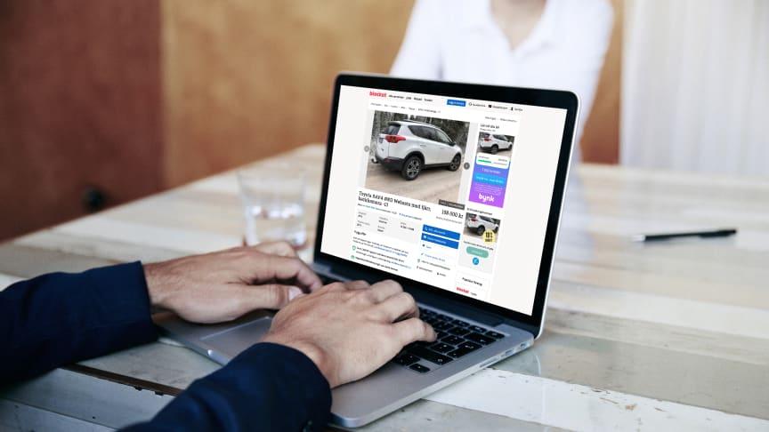 Fyrhjulsdrivet allt populärare på Blocket - topplista över snabbsäljarna just nu