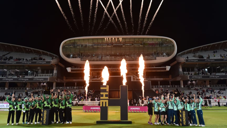 More than 16m tune in to The Hundred as competition welcomes new fans to cricket