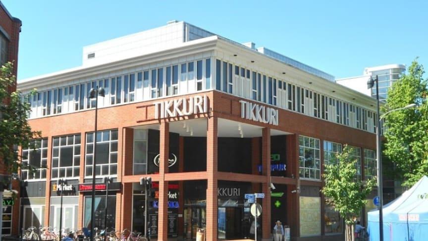 Alma Property Partners acquires Tikkuri