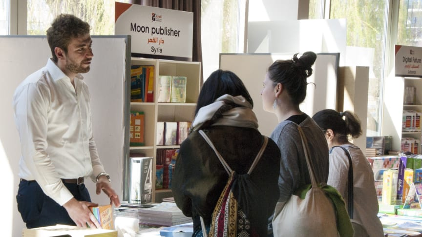 Arabiska bokmässan i Malmö – nu ännu större