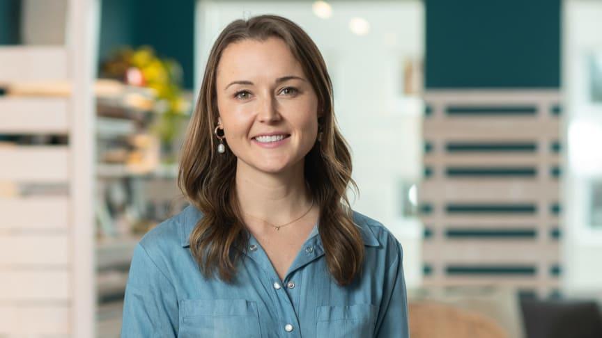 Jenny Jonsson, VD på ByggVesta