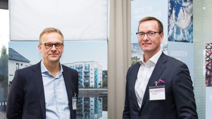 Erik Skogström, Sweco ja Joni Lukkaroinen, Terrafame
