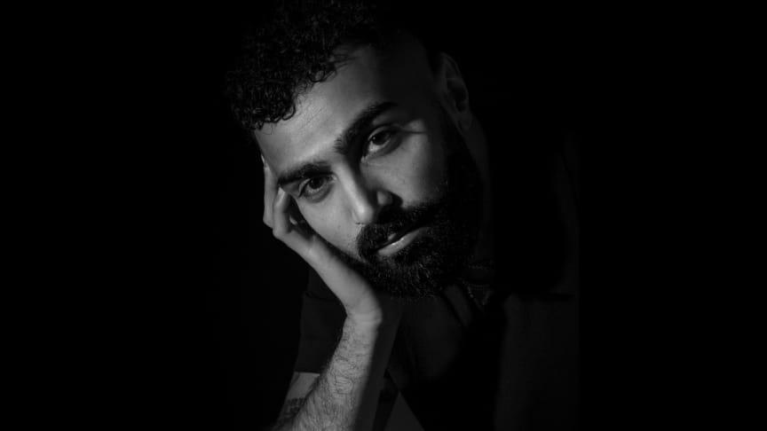 Alexander Abdallah. Foto: Patrick Karlsson