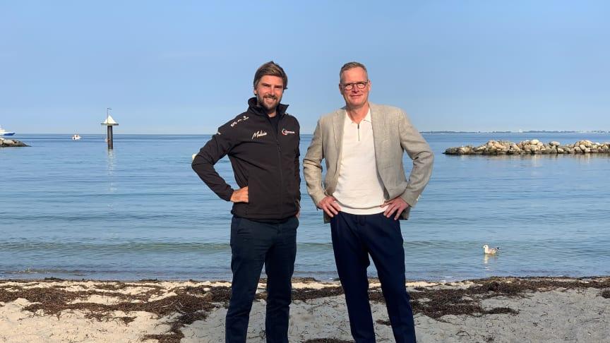 Boris Herrmann und Dr. Carsten Schildknecht