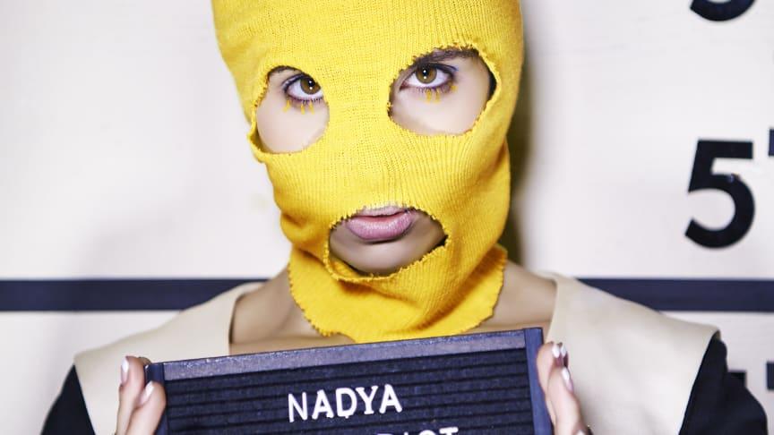 Pussy Riot gör unik musik-performance på Liseberg i juni
