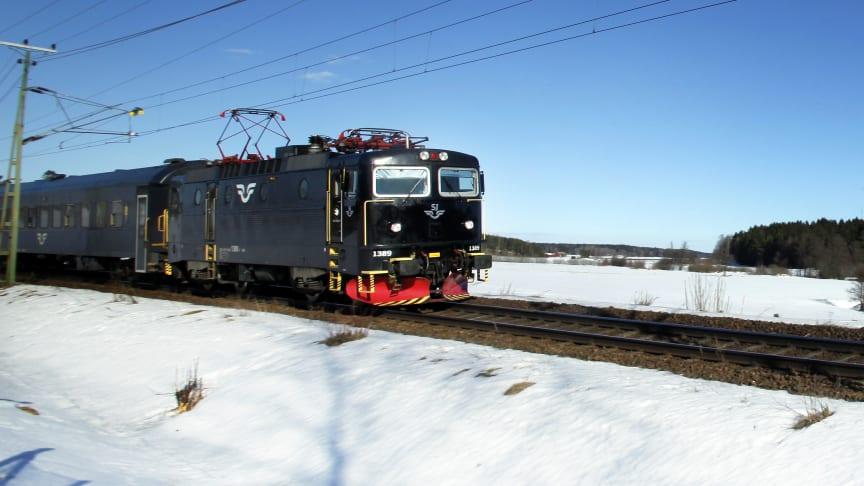 Rusning till Uppsalatågen som förstärks med fler vagnar