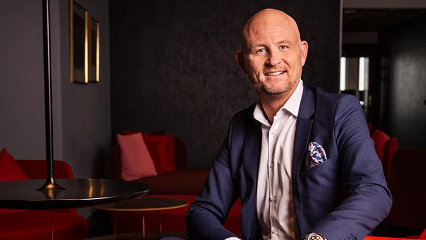 Henrik Eriksson, Försäljningsdirektör Retail, Orkla Foods Sverige