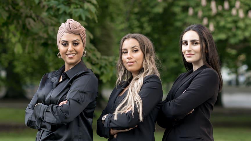 youngmillion lanserades maj 2021 på initiativ av Hayat Ashkar, Roza Azimi och Maria Barikan.