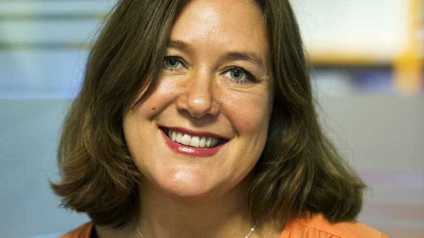 Sofia Berg Horner, chefsjurist på Riksbyggen.