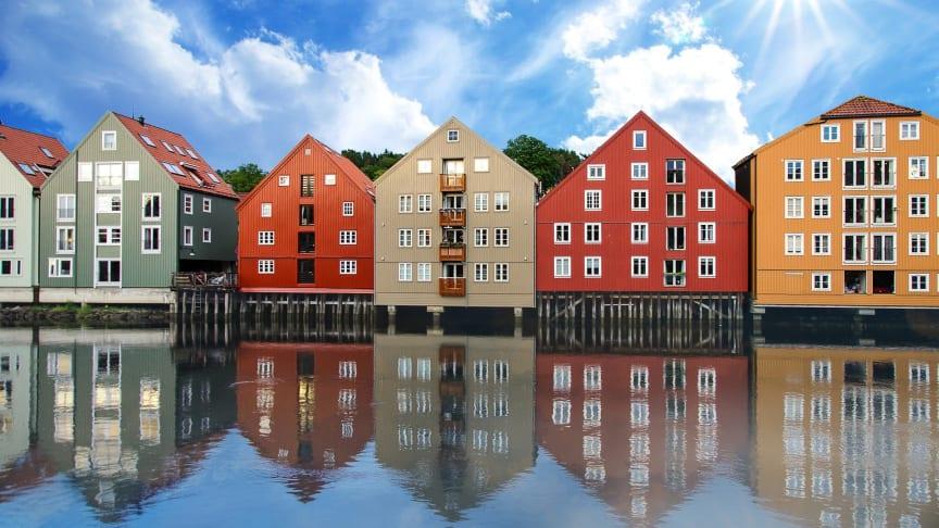 Telia åpner 5G-nettet i Trondheim