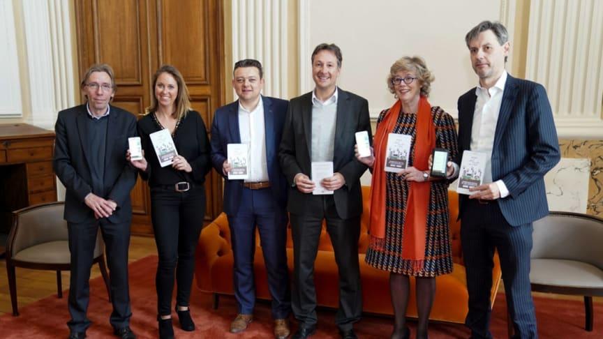 Sint-Truiden wint prijs 'Slimste Stad' met stadsapp